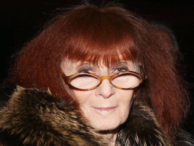 Sonia Rykiel, known for liberated fashion style, dies at 86