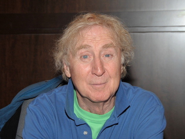 Gene Wilder, actor and University of Iowa alum, 1933