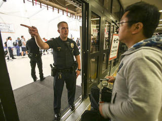 LAX Police: No evidence of active shooter