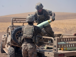 ISIS has used mustard gas on militants in Iraq