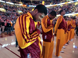 NBA wants to avoid national anthem protests