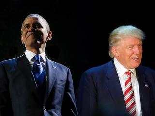 Obama slams Trump for black communities comment