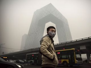 WHO releases comprehensive air pollution study