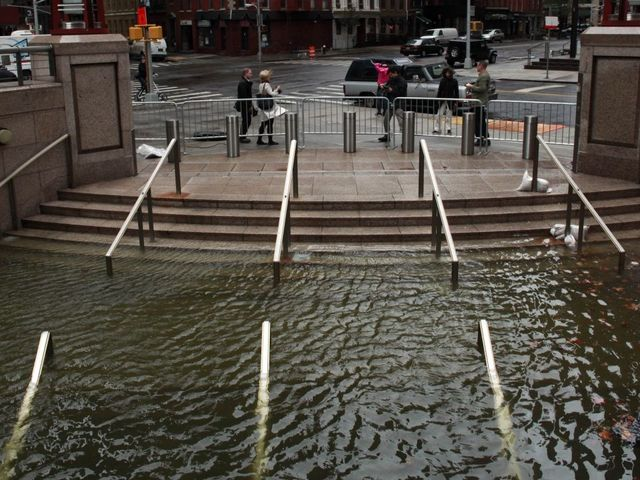 New York City warned of more Sandy-like storm surges