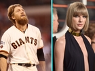 Giants fans blame Taylor Swift for playoff loss