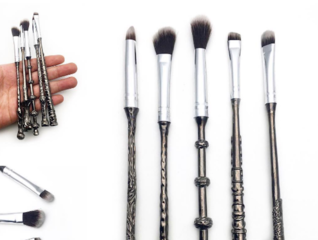 Harry Potter wand makeup brushes are coming soon