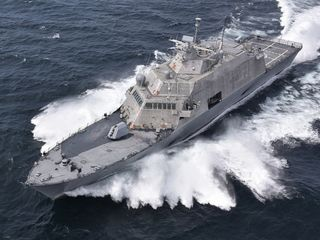 Inside the Navy's newest ship, the USS Detroit