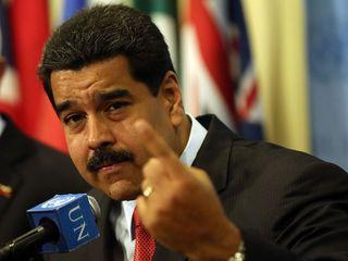 Venezuela blocks recall petition