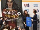 UN names Wonder Woman honorary ambassador