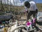 Hurricane leaves 1.4M Haitians without food