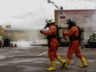 Russia conducts disaster-preparation drills