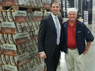 Yuengling brewery endorses Trump