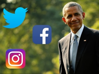 White House to transition social media in 2017