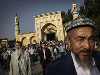 China requiring Xinjiang to turn in passports?