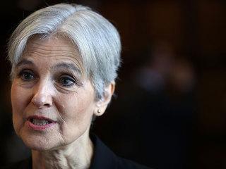 Stein drops recount push in Pennsylvania