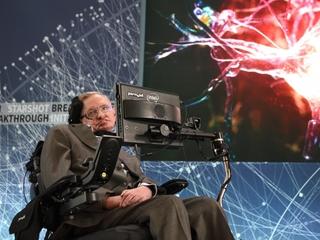 Hawking warns against global isolationism