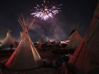 Standing Rock celebrates halt to DAPL