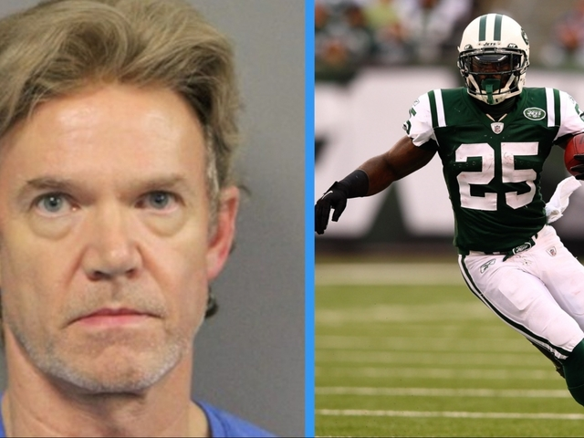 Joe McKnight shooting: Man charged after ex-NFL player's death