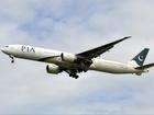 Pakistani plane crashes with dozens on board