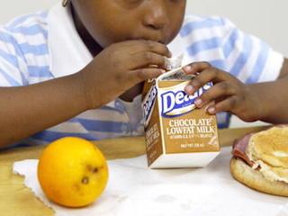 Secret Santa pays $864 toward school lunches
