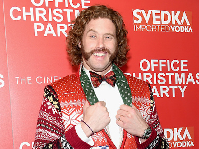 Actor TJ Miller arrested after driver accuses him of battery