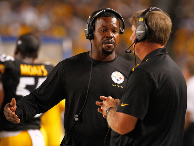 Porter to return to Steelers coaching staff for Kansas City game