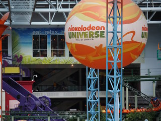 Nickelodeon theme park proposal causes uproar