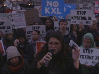 Anti-pipeline movements unite against Trump
