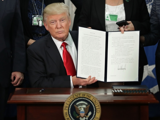 White House Floats 20% Tax on Imports to Pay for Mexican Wall