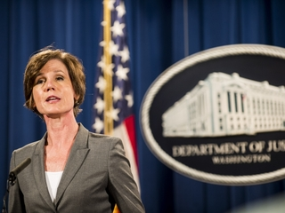 Trump fires acting attorney general