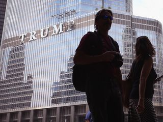 Trump's business foreign debt poses a conflict