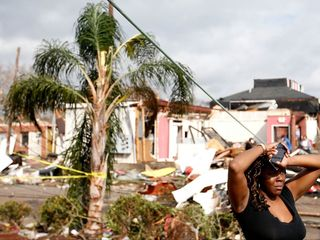 Dozens injured in New Orleans tornadoes
