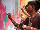 Artolution makes murals to bring people together