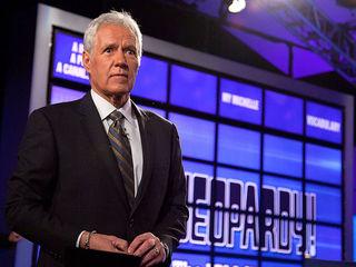 Social media ignites after Jeopardy! host raps