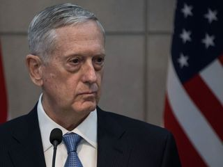 Mattis: US won't take Iraq's oil