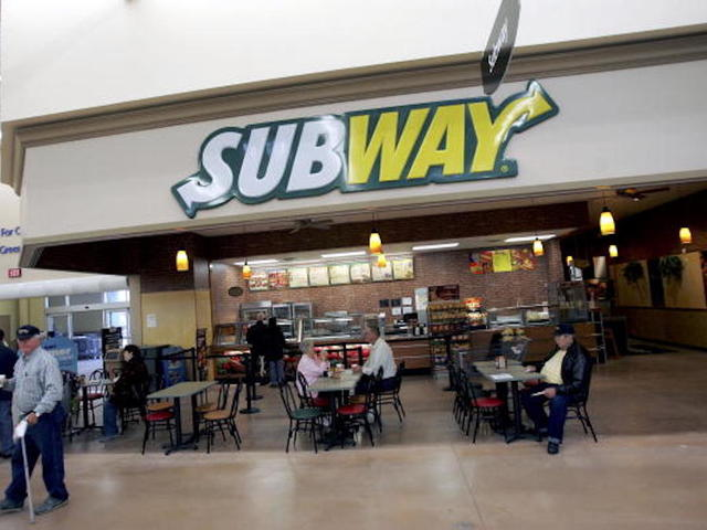 Chicken DNA testing shows Subway serving chicken that is 50% chicken