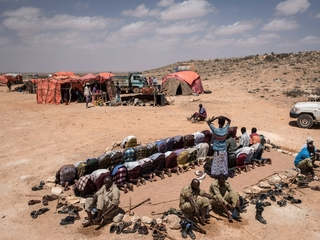 Famine threatens millions In Somalia