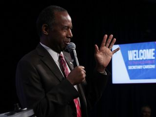 Ben Carson compared slaves to immigrants