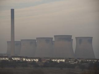 UK carbon emissions hit 122-year low