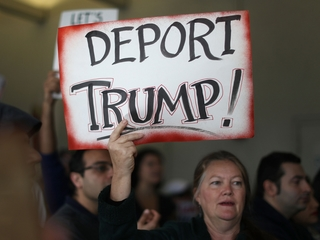 Trump wants to make it easier to deport people