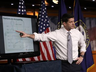 Paul Ryan outlines health care reform approach