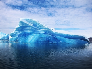 Climate change isn't all that's melting sea ice