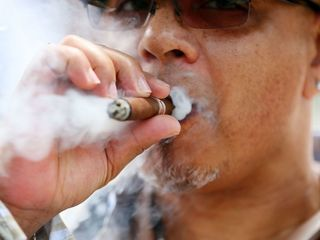 Most smokers have low socioeconomic status