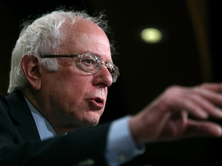 Sanders pushes for single-payer plan
