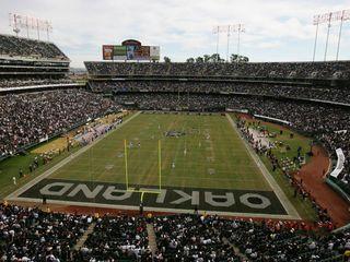 The Oakland Raiders are leaving California
