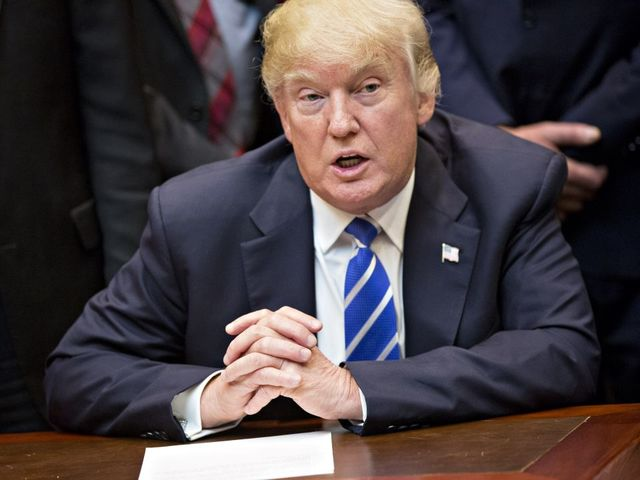 Trump Signs Two New Executive Orders On Trade