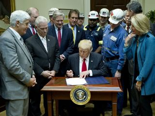 This law is letting Trump repeal regulations