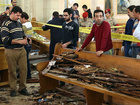 Dozens killed in Egypt Palm Sunday bombings