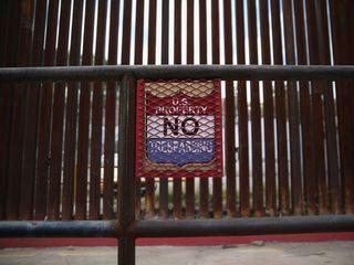 Congressman sues Trump for Mexico border project