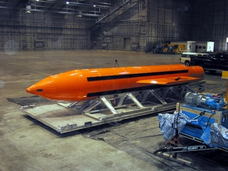 US drops largest non-nuclear bomb on Afghanistan